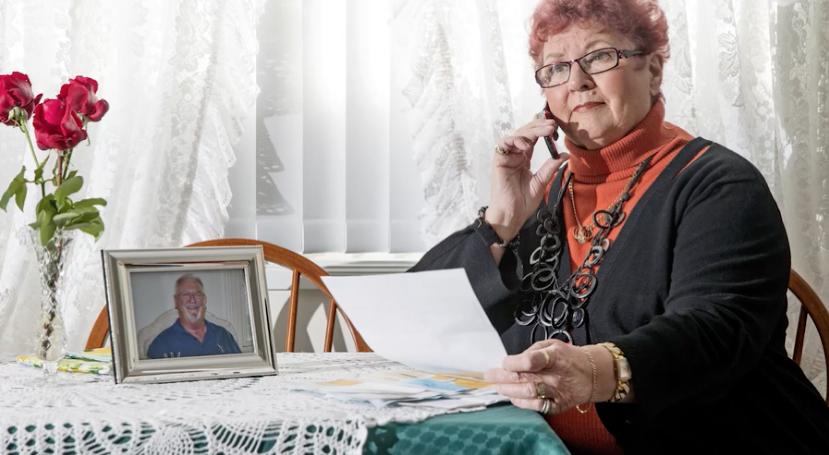 hotline for bereaved